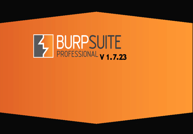 New Burp Suite Version 1 7 23 Adds Support For 5 New